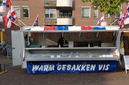 Vishandel J. Hoogland en Zoon onderneemt ook op Alkmaarse markt