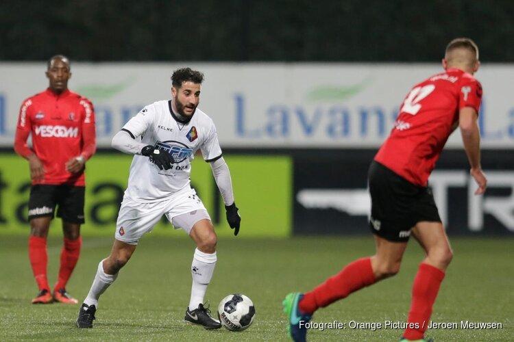 AFC '34 heeft selectie rond met komst Mohamed Ajnane