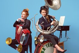 Topartiesten tweede Theater op je bord- weekend in TAQA Theater De Vest