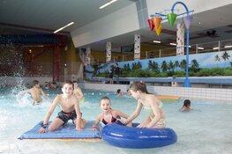 Recreatief zwemmen in zwembad Hoornse Vaart