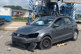 Vrouw zwaargewond bij ongeval Alkmaar
