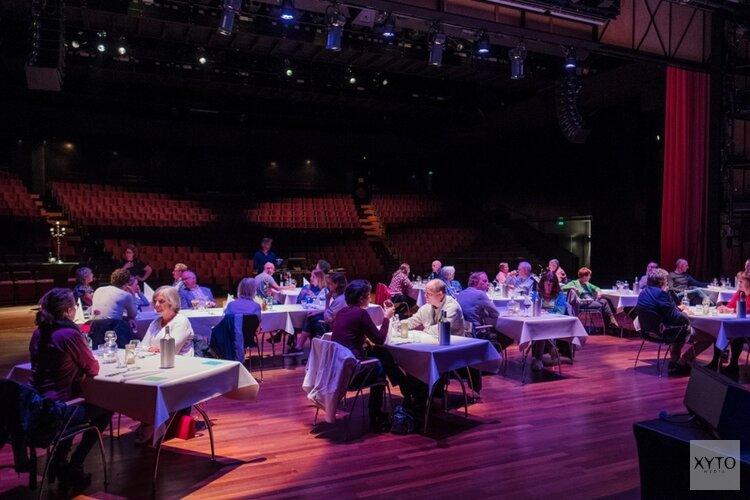 Succesvolle eerste editie 'Theater op je bord' in TAQA Theater De Vest