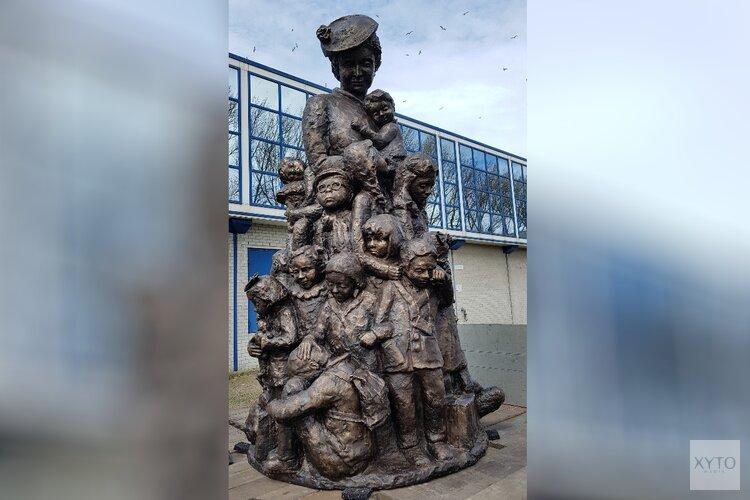 Standbeeld Truus Wijsmuller vanaf 1 juli te bewonderen