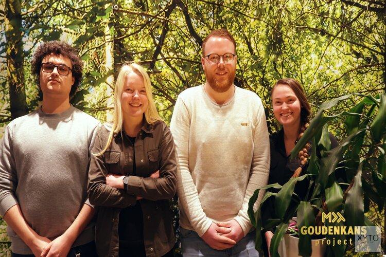 Jongeren en organisaties gezocht voor 'Gouden Kans project'