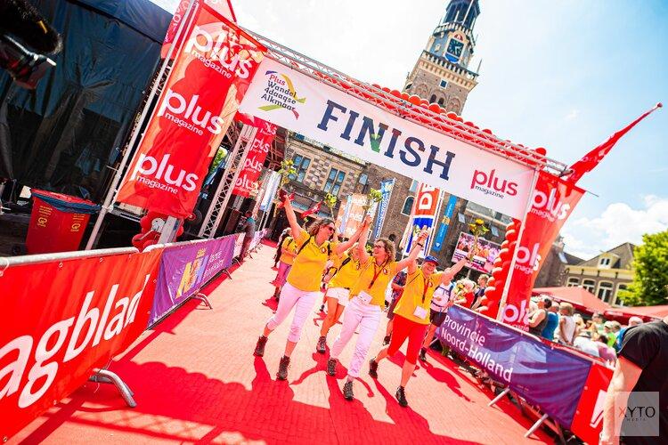 Plus Wandel4daagse Alkmaar komt met thuiseditie