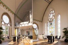 Appartementen in Sint Josephkerk vanaf deze week te koop