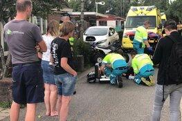 Ongeval met quad in Akersloot
