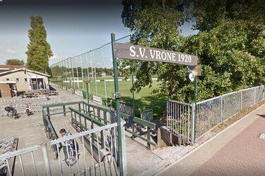 College Langedijk bezig met plan revitalisering complex S.V. Vrone