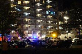 Brand in Alkmaarse flat, bewoners geëvacueerd