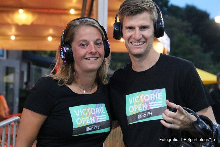 Ook zonder feestavond is coronaproof Victorie Open waar tennisfeest