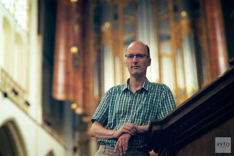 Stadsorganist Pieter van Dijk speelt werken van Sweelinck en Bach