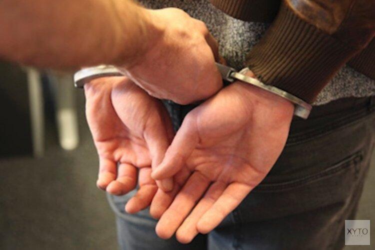 Inbrekers aangehouden