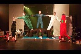 Circusschool Tefredo gaat weer los
