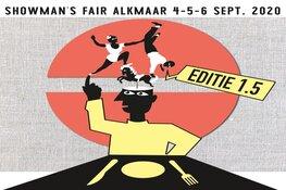 Voorverkoop speciale Showman's Fair Alkmaar editie 1.5 van start