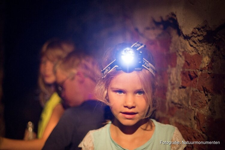 Survival op fort bij Spijkerboor overleven op een fort