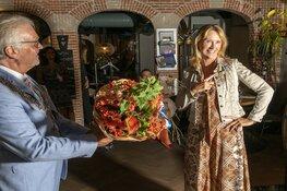 Simone van der Vlugt benoemd tot Officier in de Orde van Oranje Nassau
