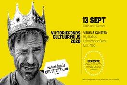 Uitreiking Victoriefonds Cultuurprijs 13 september