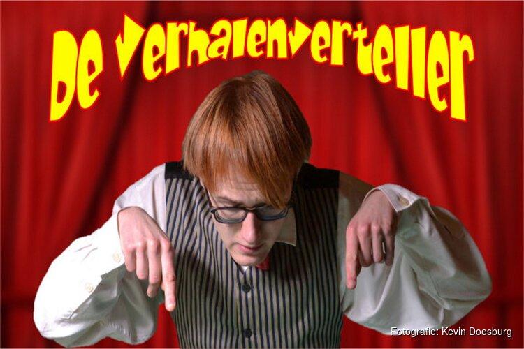 Kevin 'De Verhalenverteller' terug in theater!
