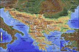 De Balkanregio - Europa Actueel