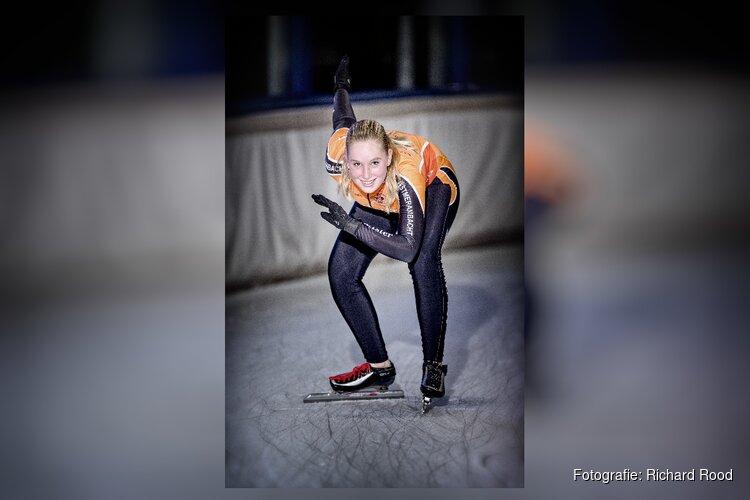 Van start met een nieuw schaatsseizoen