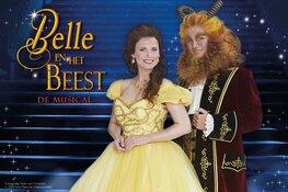 Belle en het Beest De Musical
