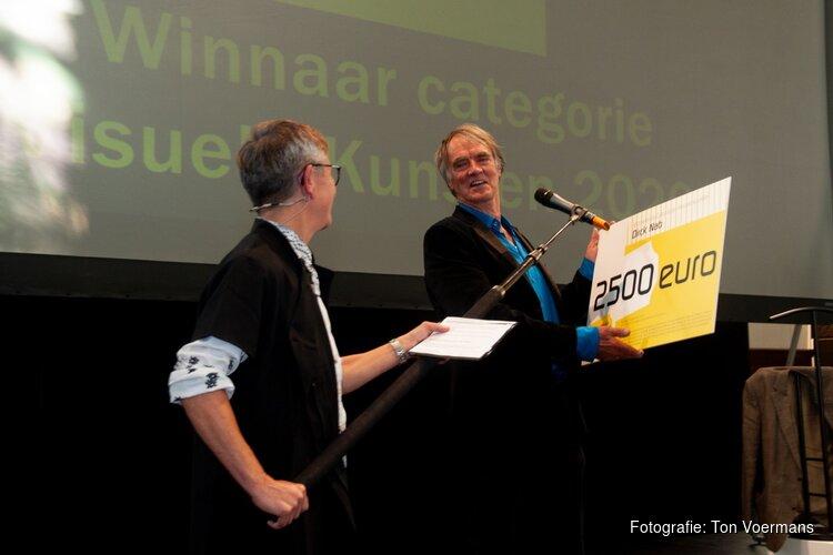 Dirck Nab wint Victoriefonds Cultuurprijs Visuele Kunsten
