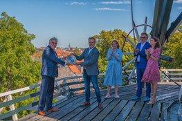 8 October Vereeniging Alkmaar Ontzet zet SOLI DEO GLORIA in het zonnetje met Vrijwilligersprijs