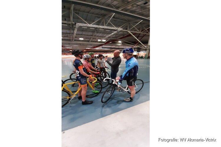 Regio jeugdbaan trainingen Alkmaar goed bezocht