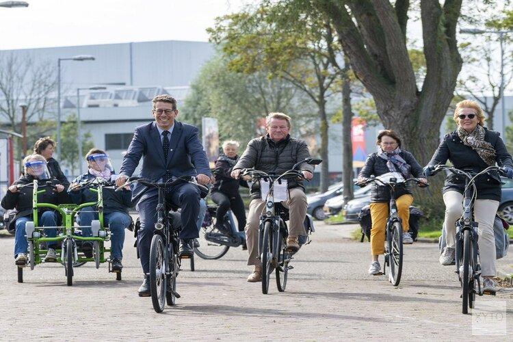 Alkmaarders nu ook veilig op de fiets met Doortrappen