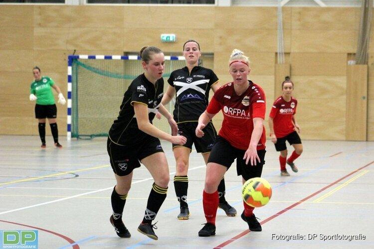 Team Alkmaar/Sportstars raakt tegen EXS Zwolle ongeslagen status kwijt