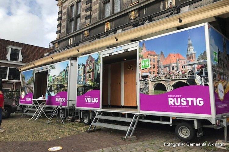 Toilet op Kerkplein weer in gebruik