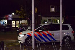 Overval op snackbar in Sint Pancras