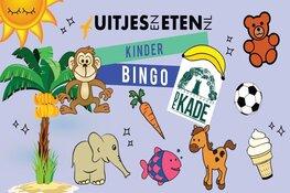 Online Kinder Bingo tijdens Sint Maarten