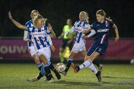 Alles zit tegen op vrijdag de 13e voor VV Alkmaar. Heerenveen wint in extremis