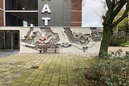 Eerherstel voor monumentaal kunstwerk aan de Vondelstraat te Alkmaar