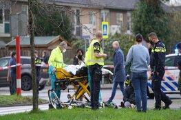 Vader en twee kinderen aangereden in Alkmaar