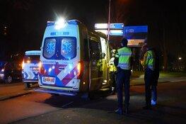 Gewonde bij ongeluk op rotonde in Alkmaar