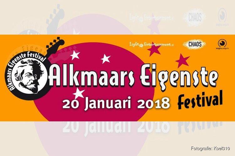 Alles komt aanbod bij Alkmaars eigenste festival