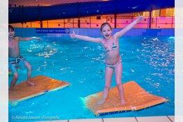 Gratis zwemfeest Zwemschool De Beeck Bergen