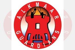 Alkmaar Guardians verliest in slotseconden