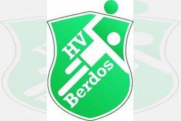 HV Berdos heeft touwtjes snel in handen