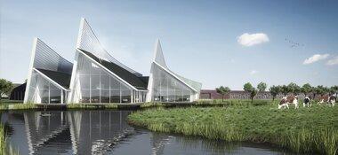 Monuta en PC Uitvaart tekenen voor samenwerking om multifunctioneel crematorium en uitvaartcentrum in Alkmaar te realiseren