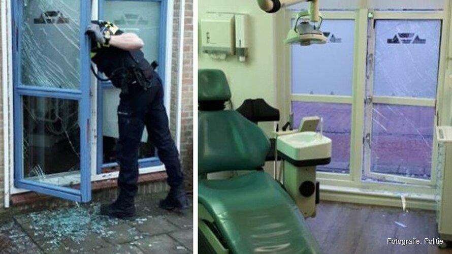 Inbraak bij tandartspraktijk in Alkmaar: politie zoekt getuigen