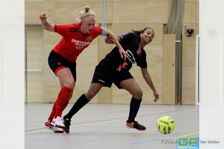 Twee speelsters Team Alkmaar/Sportstars in Oranje