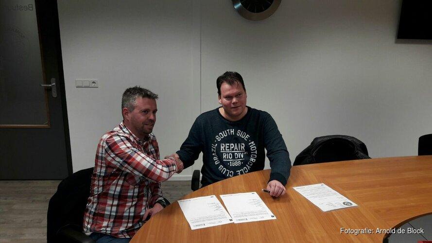 Arnold de Block nieuwe hoofdtrainer ambitieus SSV