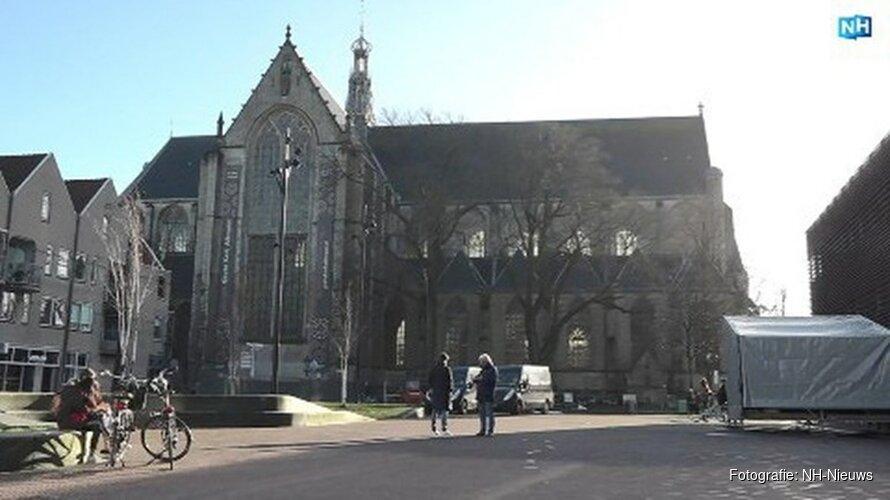 """Jarige Grote Kerk Alkmaar klaar voor openingsfeest: """"Het wordt groots en indrukwekkend"""""""