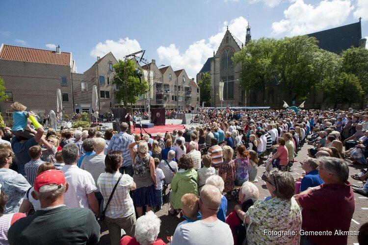 Uitvoeringsregels evenementen Alkmaar