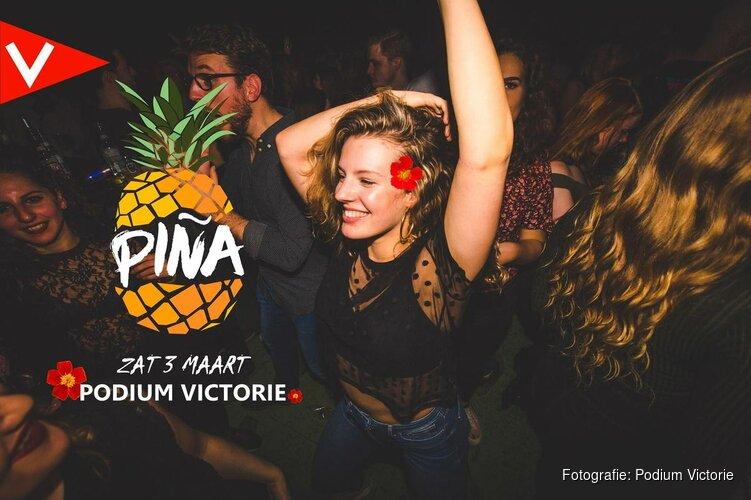 Piña, een feest met latin music in tropische sferen