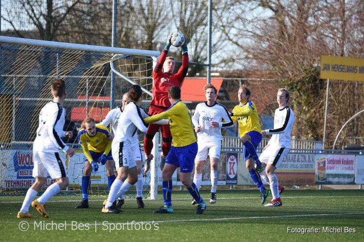 LSVV en AFC'34 delen de punten