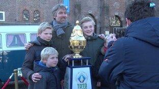 """AZ-fans kunnen KNVB-beker vasthouden: 'Hij is pas mooi als hij ook in Alkmaar blijft"""""""